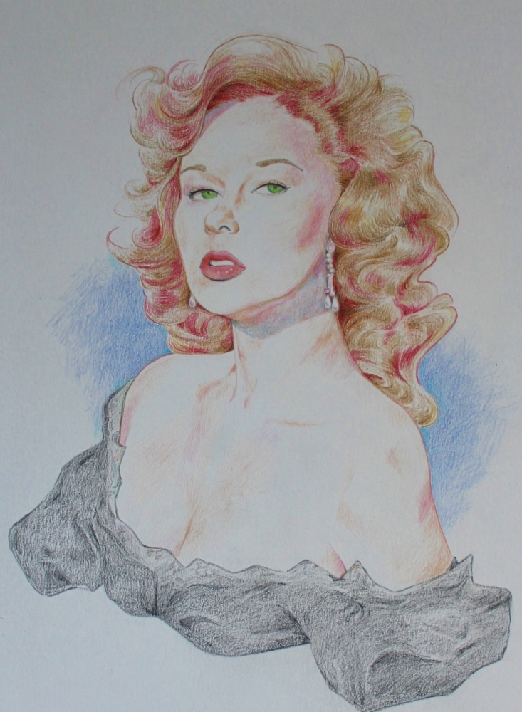 Susan Hayward by bigd4787